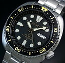 SEIKO/PROSPEX/200m diver's watch【セイコー/プロスペックス/200m防水ダイバーズ】自動巻 ブラックベゼル メンズ腕時計 メタル...