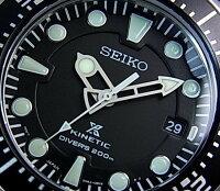 SEIKO/PROSPEX/KINETIC�ڥ�������/�ץ?�ڥå���/���ͥƥå��ۥ����С�������ӻ��ץ֥�å�ʸ���ץ�С��٥��SKA371P2(������ǥ�)