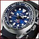 【エントリーで+ポイント5倍】SEIKO/PROSPEX/200m diver's watch【セイコー/プロスペックス/200m防水ダイバーズ】キネテック GMT メンズ腕時計 ネイビー文字盤 ブラ