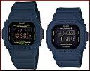 CASIO/G-SHOCK/Baby-G【カシオ/Gショック/ベビーG】ペアウォッチ ソーラー電波腕時計 ネイビー GW-M5610NV-2JF/BGD-5000-2JF(国内正規品)