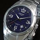 CASIO/EDIFICE【カシオ/エディフィス】メンズ腕時計 ネイビー文字盤 メタルベルト EF-125D-2AV 海外モデル