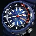 SEIKO/PROSPEX/200m diver's watch【セイコー/プロスペックス/200m防水ダイバーズ】PADI Special Edition 自動巻 ネイビーベゼル メンズ腕時計 ネイビーラバーベルト ネイビー文字盤 海外モデル【並行輸入品】 SRPA83K1
