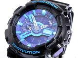 【送料無料】カシオ CASIO Gショック G-SHOCK ハイパーカラーズ 腕時計 GA-110HC-1A