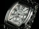 エルジン ELGIN クロノグラフ 腕時計 FK1215S 文字盤シルバー...