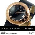 【送料無料】【あす楽】マークバイ マークジェイコブス MARC BY MARC JACOBS エイミー 腕時計 MBM1225 ウォッチ 時計 うでどけい ピンクゴールド