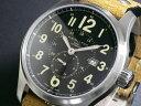 【送料無料】ハミルトン HAMILTON カーキ KHAKI オフィサー オート 自動巻き 腕時計 H70655733 メンズ Mens 革ベルト ウォッチ 時計 うでどけい