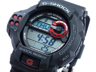Casio CASIO G shock g-shock twin sensor watch GDF100-1 A