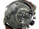 【送料無料】ディーゼル DIESEL クロノグラフ デュアルタイム 腕時計 DZ7258