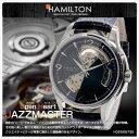 ハミルトン ジャズマスター オープンハート 自動巻き 腕時計...
