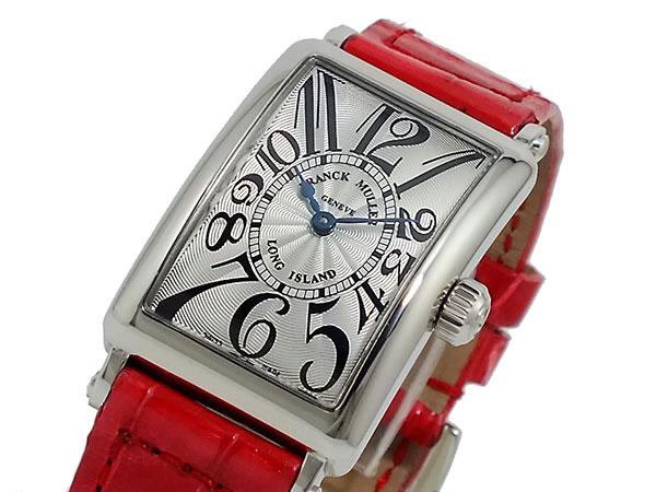 フランクミュラー FRANCK MULLER ロングアイランド 腕時計 902QZLIS-SVRD