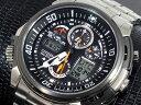 シチズン CITIZEN プロマスター スカイホーク エコドライブ 腕時計 JY8000-50E ★★ スカイホーク エコ・ドライブ電波時計 ★★ シチズンが誇るパイロットウオッチのデザインを継承したフォルム。ワイドケースの中に広がる時間と言う大空は、まさに「SKY」の名にふさわしい大胆さと精悍さをイメージしています。ケースやメタルバンドには耐摩耗性に優れたシチズン独自のデュラテクトMRK加工を施し、ケースやバンドの擦りキズや小さなキズから大切な時計を守ります。プレゼントやギフトにもおすすめ。 サイズ (約)H×W×D 42.7×42.7×13.8mm 重量約128g 腕回り最大約20cm 素材 チタン(キズに強いデュラテクト加工)、サファイアガラス(無反射コーティング) 仕様 10気圧防水、ソーラー、電波受信機能:<日本> <北米地域> <ヨーロッパ地域><中国>、バックル:三ツ折れプッシュタイプ中留、1/100クロノグラフ(24時間)、ワールドタイムアラームワールドタイム機能、デジタル部、LED照明 付属品 ケース、取扱説明書、保証書 保証期間 1年間 136500 シチズン CITIZEN プロマスター スカイホーク エコドライブ 腕時計 JY8000-50E288