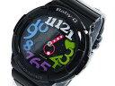 カシオ 腕時計 casio ベビーg ベビーG レディース クオーツ デジタル ブラック 黒 カジュアル ランニング ギフトやプレゼントにも大人気