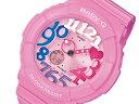 【10,000円以上購入で1000円OFF】カシオ CASIO ベビーG ネオンダイアル レディース 腕時計 BGA-131-4B3 ピンク