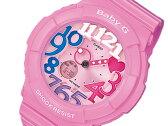 【ポイント最大10倍実施中!】カシオ CASIO ベビーG ネオンダイアル レディース 腕時計 BGA-131-4B3 ピンク