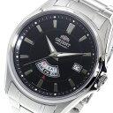 【あす楽】オリエント ORIENT 自動巻き メンズ 腕時計 SFN02004BH ブラック