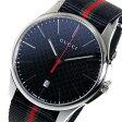 【送料無料】グッチ GUCCI Gタイムレス クオーツ ユニセックス 腕時計 YA126321 ブラック