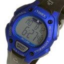 タイメックス TIMEX アイアンマン クオーツ ユニセックス 腕時計 T5K649 ブルー