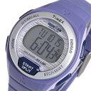 タイメックス TIMEX アイアンマン クオーツ メンズ 腕時計 T5K762 パープル