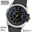 【送料無料】【あす楽】ディーゼル DIESEL 腕時計 DZ1295 メンズ Mens 革ベルト ウォッチ 時計 うでどけい
