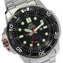 【送料無料】オリエント エムフォース 自動巻き メンズ 腕時計 SEL06001B0 (WV0071EL) ブラック