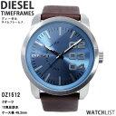 ディーゼル 腕時計 diesel メンズ 時計 ブルー カジュアル ビジネス クオーツ レザー ファッション ギフトやプレゼントにも大人気