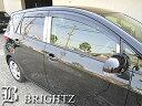 【BRIGHTZ ラクティス 120 125 超鏡面ステンレスメッキピラーパネル バイザー有り用 10PC】【YOT-LL-BP9】 サイド ドア 窓 柱 カバー