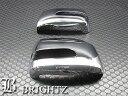 【BRIGHTZ アトレーワゴン S321G S331G メッキドアミラーカバー Eタイプ】【S2022-48-19AA】