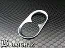 【 BRIGHTZ アクセラスポーツ BM ドリンクホルダーリング 【 INT−ETC−062 】BM2FS BM5FS BMEFS BM5AS カップホルダージュースコーヒー入れ置きインテリアカバーリングリムパネルガーニッシュ