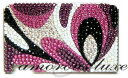 ◆『FEZ』◆ミンティアケースピーコックプッチスタイルエントリーver.スワロフスキークリスタル携帯・スマホデコ・フリスクケース・ストラップ...