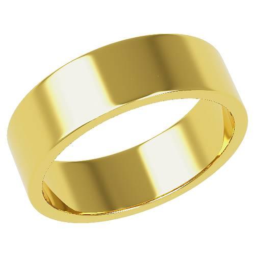 結婚指輪 マリッジリング 平打ちリング 6ミリ ペアリング K18ゴールド プロポーズ【平打ちリング・6mm幅・K18ゴールド】 結婚指輪 マリッジリング 平打ちリング 6ミリ ペアリング K18ゴールド【平打ちリング・6mm幅・K18ゴールド】
