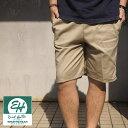 ERICK HUNTER エリックハンター ハーフパンツ EH1702 メンズ ショーツ ハーフ パンツ ショート 短パン アメカジ ワーク USA製 イージー イージーショーツ EASY SHORT PANTS ゆったり ウエストゴム おしゃれ