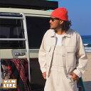 ショッピングライフジャケット VAN LIFE バンライフ ジャケット トラッカージャケット TRUCKER JKT VL-203-1506 メンズ レディース ヴァンライフ トラッカー ワーク ワークジャケット アウトドア カバーオール キャンプ おしゃれ