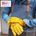 Kinco キンコ UNLINED SPLIT COWHIDE LEATHR KG50 手袋 皮手袋 革手袋 革 レザー グローブ ワーク ワークグローブ メンズ ブランド 牛革 防寒 溶接 DIY ガーデニング アウトドア カウハイド お洒落 作業用