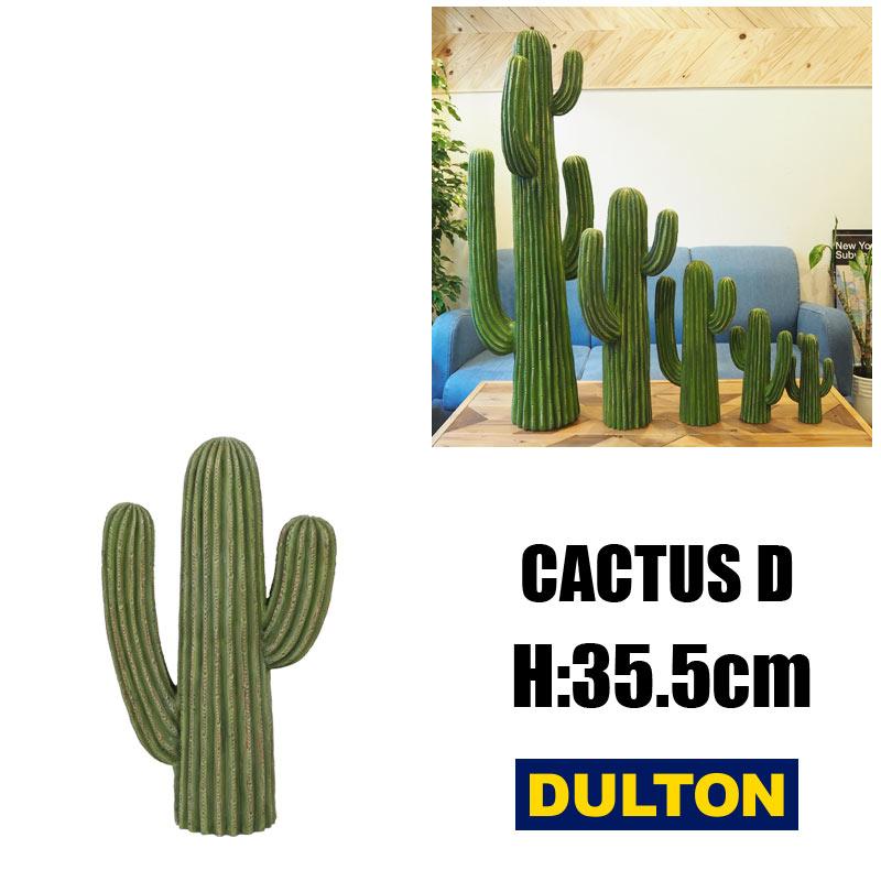 DULTONダルトンサボテンインテリアCACTUSD355cmK655-657Dさぼてん造花観葉植物