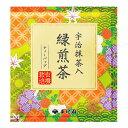 ブルックス 有機栽培 宇治抹茶入緑煎茶ティーバッグ 30袋◆国産[BROOK'S/BROOKS]