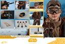 Hottoys ホットトイズ MMMS 492『ハン ソロ/スター ウォーズ ストーリー』ハン ソロ[ボーナスアクセサリー付き]1/6 スケールフィギュア Solo: A Star Wars Story - Han Solo With Bonus Accessories