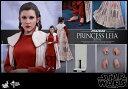 Hottoys ホットトイズ MMS508 『スター ウォーズ エピソード5/帝国の逆襲』 プリンセス レイア(ベスピン版 1/6スケールフィギュア Star wars Princess Leia (Bespin Outfit Version)
