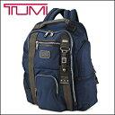 トゥミ リュックサック TUMI 22382 BTH バッグ アルファ ブラボー ALPHA BRAVO KINGSVILLE DELUXE BRIEF PACK 「キングズビル」デラックス・ブリーフパック メンズ BALTIC(バルチック) ブルー ネイビー 紺 15インチラップトップ収納可能 iPad収納可能 タブレットカジュアル