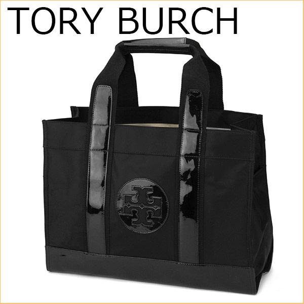 トリー バーチ TORY BURCH NYLON TORY TOTE 50009806 バッグ トートバッグ レディース ブラック 黒 【トリバーチ トリーバーチ 送料無料】