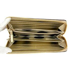 ケイトスペード長財布(ラウンドファスナー)katespadePWRU4065財布シダーストリートCEDARSTREETLACEYレディースgoldゴールド金ラグジュアリー【ケートスペード送料無料】