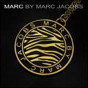 マークバイ マークジェイコブス ネックレス MARC BY MARC JACOBS M0002128 80001 アクセサリー ニュープラーク NEW PLAQUE Zebra coin pandant ゼブラコインペンダント レディース BLACK ブラック 黒 ロゴ【 送料無料】