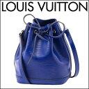 ルイヴィトン ショルダーバッグ Louis Vuitton M42572 バッグ エピ EPI ナノ・ノエ レディース BLUE BERRY(ブルーベリー) ブルー 青 巾着 ヴィヴィッド シンプル フェミニン【 ルイ・ヴィトン ビトン 送料無料】
