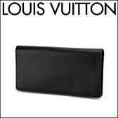 ルイヴィトン 長財布 Louis Vuitton M32572 財布 タイガ ポルトフォイユ・ブラザ メンズ アルドワーズ ブラック 黒 【ルイヴィトン ビトン 送料無料】