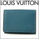 ルイ・ヴィトン カードケース(名刺入れ) Louis Vuitton M60626 ブランド小物 エピ EPI アンヴェロップ カルト ドゥ ヴィジット メンズ...