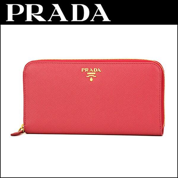 プラダ 長財布(ラウンドファスナー) PRADA...の商品画像
