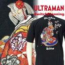 ショッピングウルトラマン ウルトラマン総刺繍半袖Tシャツ ULST-006 ウルトラの母