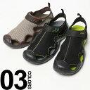 大きいサイズ メンズ CROCS (クロックス) Swiftwater Sandal m ロゴ メッシュ サンダル [US11 US12 US13] サカゼン ビッグサイズ カジュアル 靴 シューズ スポーツ レジャー クロスライト
