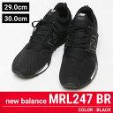 大きいサイズ メンズ new balance (ニューバランス) MRL247BR REVLITE ローカット スニーカー [29.0 30.0 cm] サカゼン ビッグサイズ カジュアル 靴 シューズ ウォーキング クッション性 軽量性