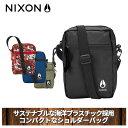 ショッピングnixon 国内正規品 NIXON ニクソン Stash Bag スタッシュ バッグ ユニセックスモデル C3026