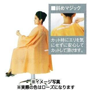 シワシワルック カラードレス bigサイズ ローズ